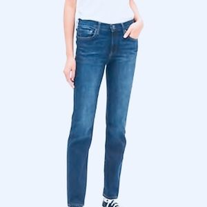 ❗️GAP for Good Slim Straight Leg Jeans MSRP $98!